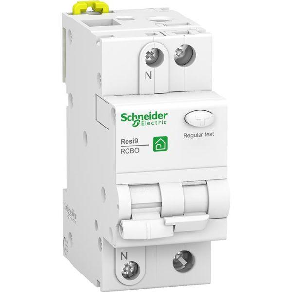 Schneider Electric Resi9 Jordfeilautomat 13 A