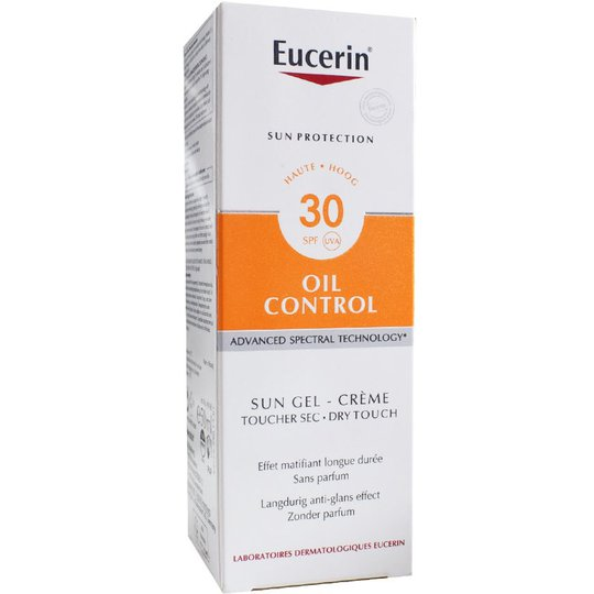 Solgelcreme SPF 30 - 69% rabatt