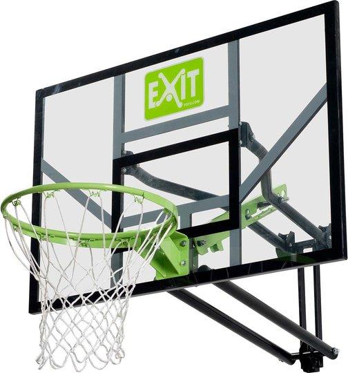 EXIT Galaxy Vegghengt Basketkurv, Grønn/Svart