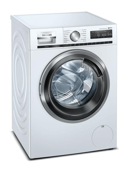 Siemens Wm6hxk0ldn Iq700 Tvättmaskin - Vit