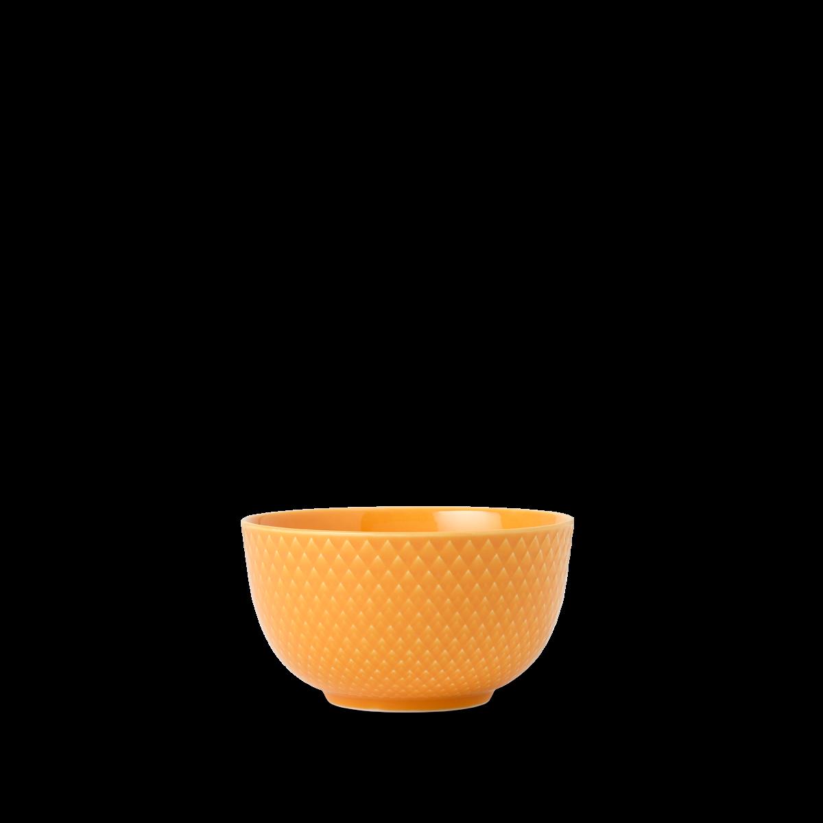 Lyngby Porcelæn - Rhombe Color Bowl Dia. 11cm - Yellow (201903)