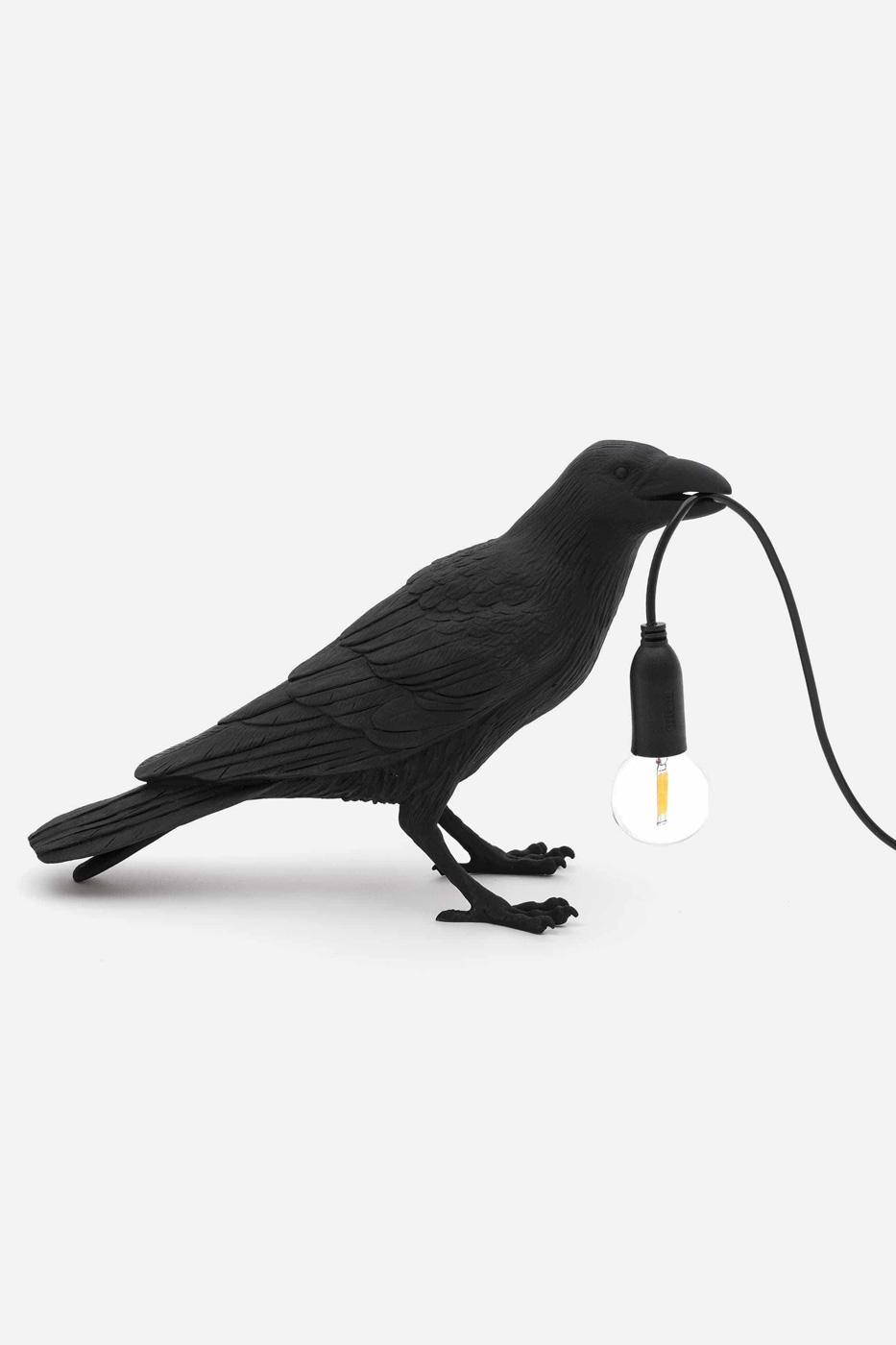 Bordslampa Bird lamp waiting #1