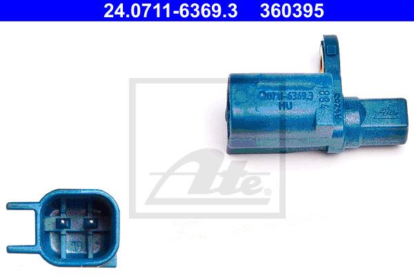 ABS-anturi ATE 24.0711-6369.3