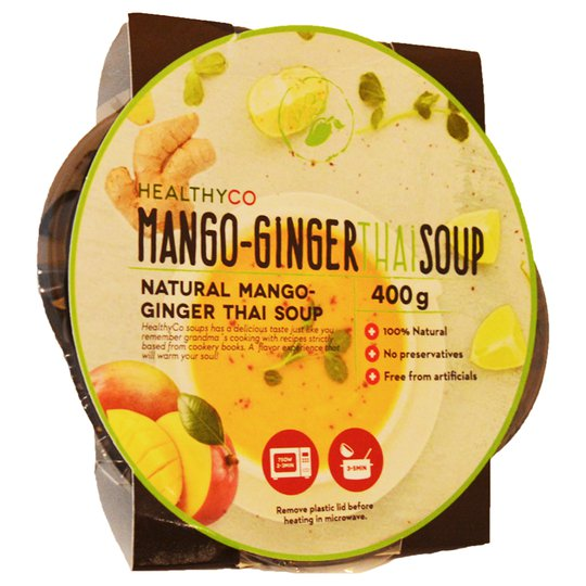 Soppa Mango Ingefära 400g - 34% rabatt