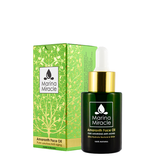 Amaranth Face Oil, 28 ml