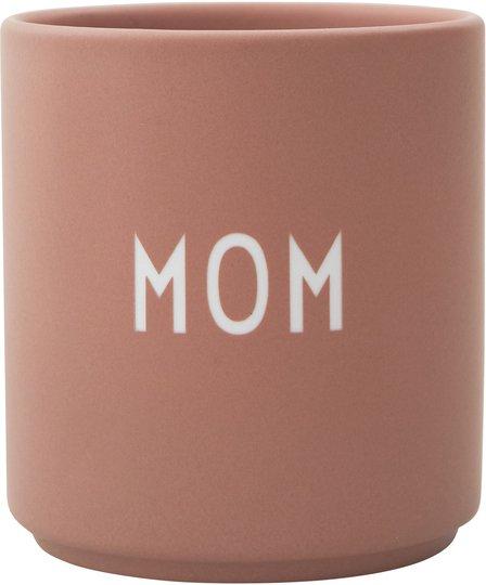 Design Letters Favourite Kopp Mom, Nude