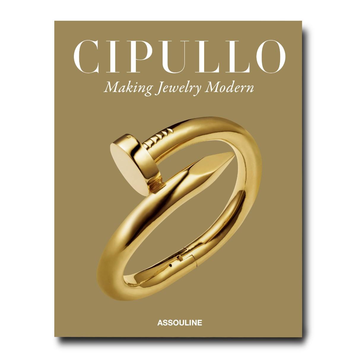 Assouline | Cipullo: Making Jewelry Modern