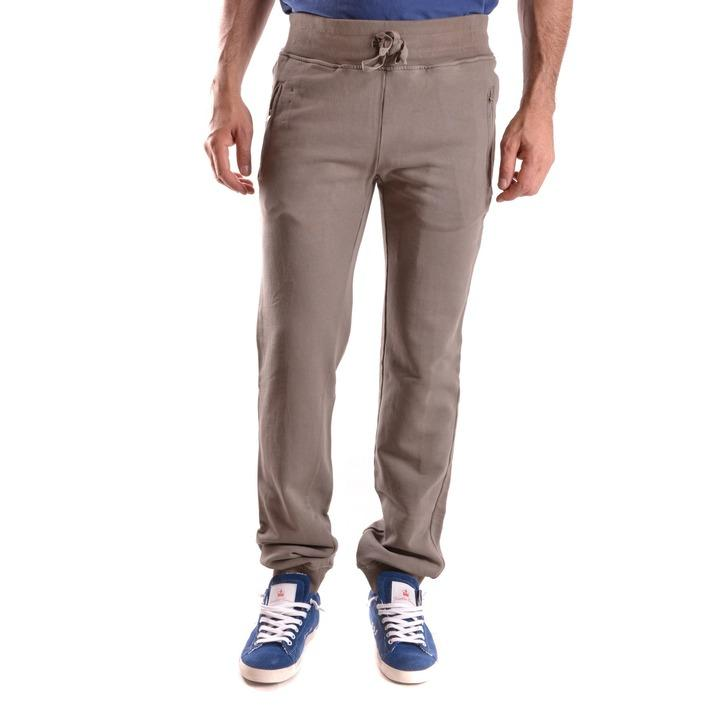 Daniele Alessandrini Men's Trouser Grey 186714 - grey 44