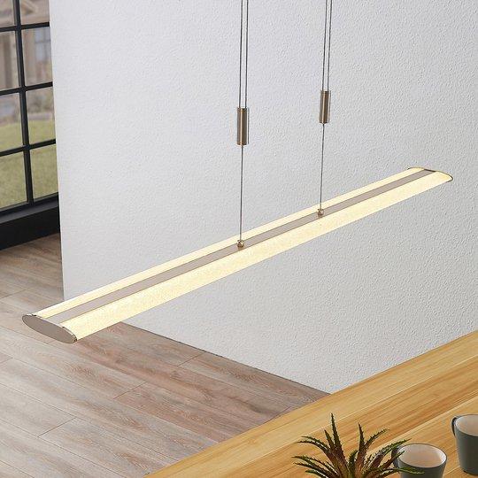 Lindby Sylke LED-riippuvalaisin kaukosäätimellä