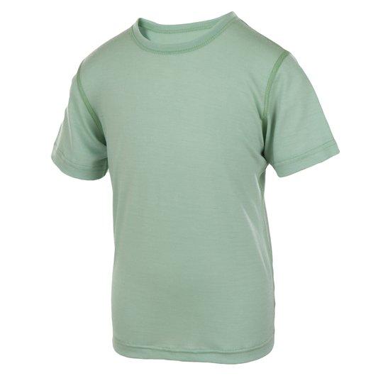 Janus Lightwool Sport T-Skjorte, Grønn, 90
