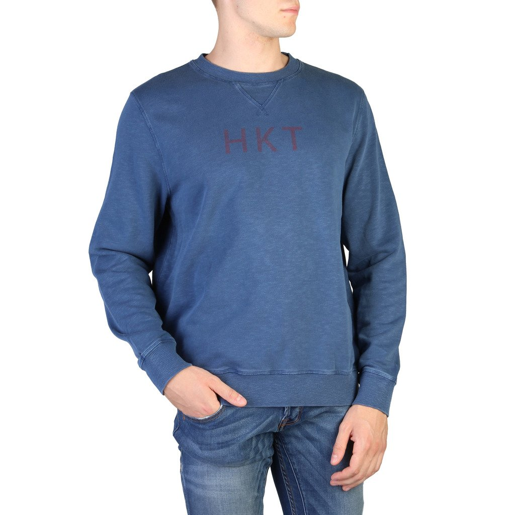 Hackett Men's Sweatshirt Blue HM580726 - blue S