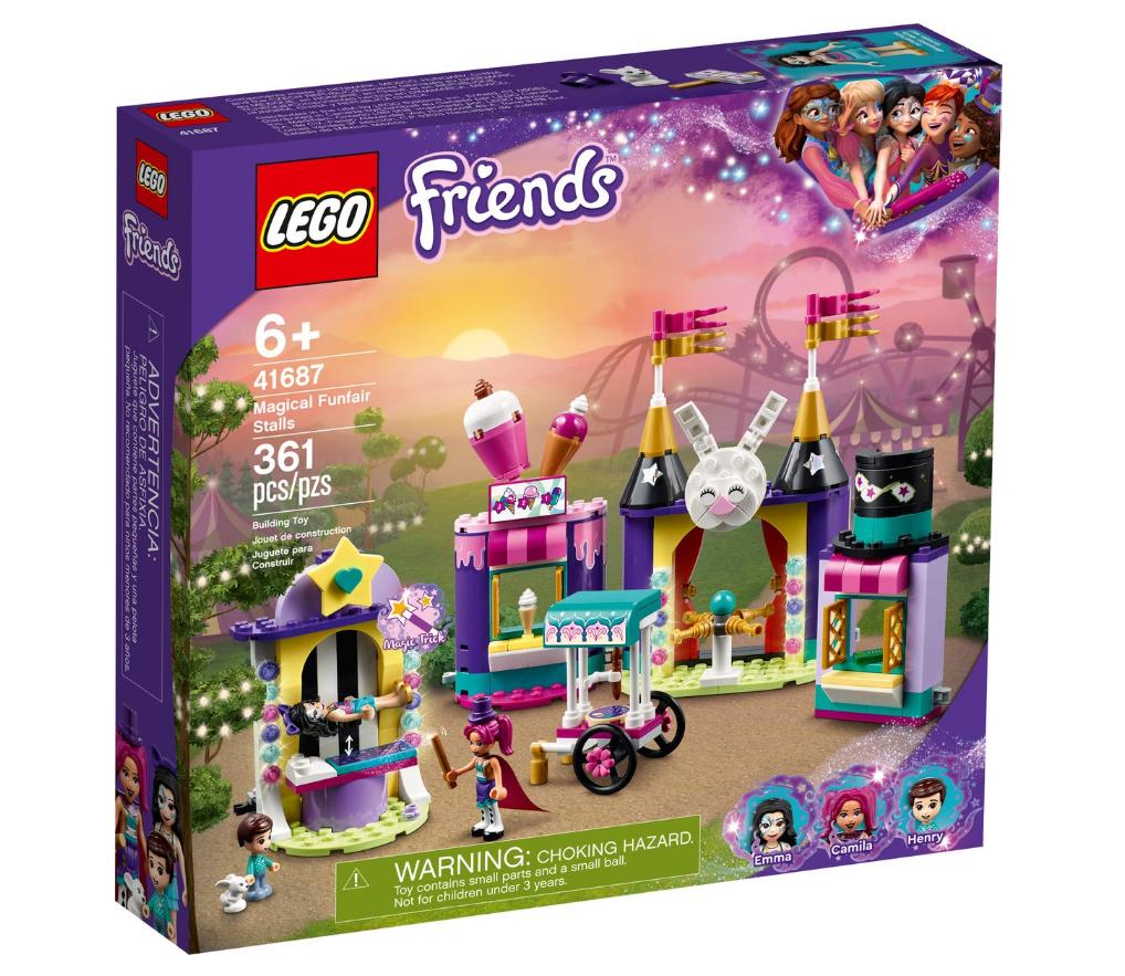 LEGO Friends - Magic amusement parks (41687)