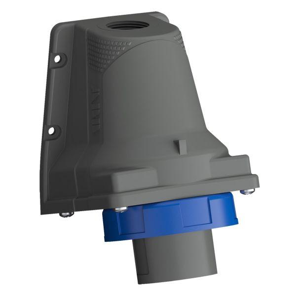 ABB 2CMA101166R1000 Kojevastake IP67 Sininen, 16 A, 3-napainen