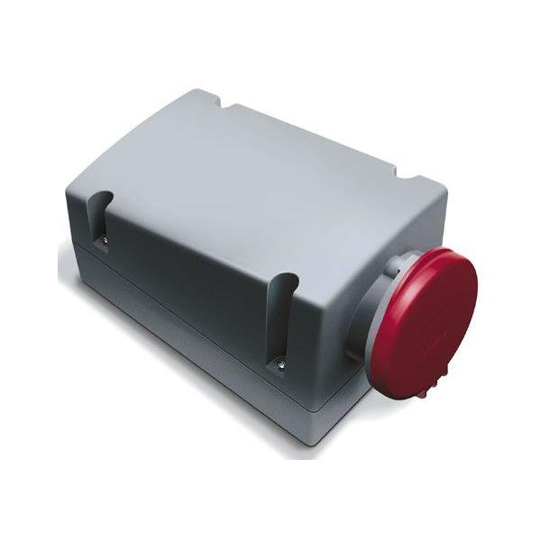 ABB 2CMA168419R1000 Seinäpistorasia IP44, 32 A, 400 V 3P+J