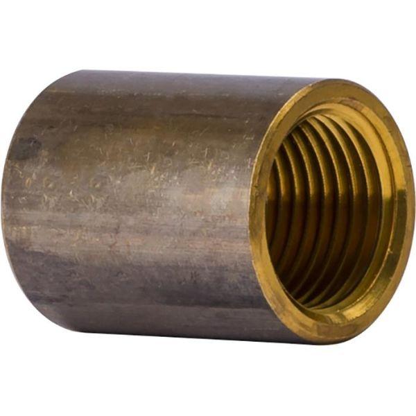 Ezze 3006063002 Metallmuffe inv gjenge G10, messing