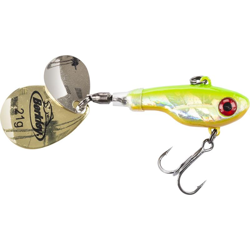 Berkley Pulse Spintail 5g Candy Lime