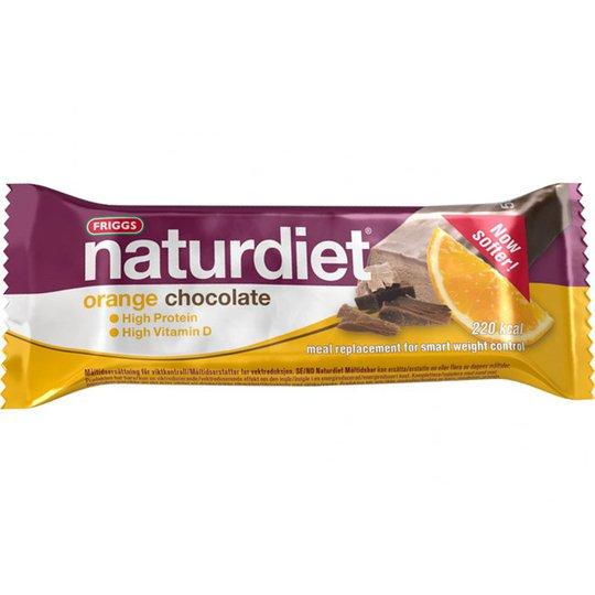"""Mealbar """"Chocolate & Orange"""" 58g - 50% rabatt"""