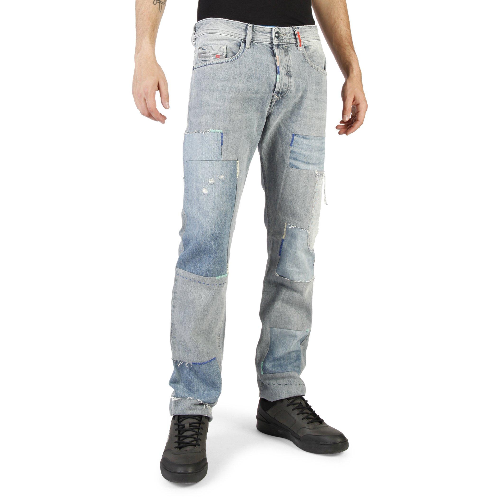 Diesel Men's Jeans Various Colours BUSTER_L32_00SDHB - blue-3 28