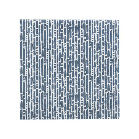 Ultima Thule serviett 33x33 cm blå