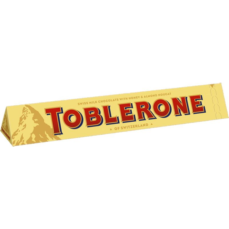 Toblerone Mjölk - 14% rabatt