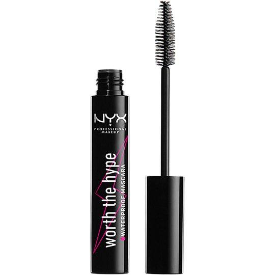 Worth The Hype Waterproof Mascara, 7 ml NYX Professional Makeup Ripsiväri