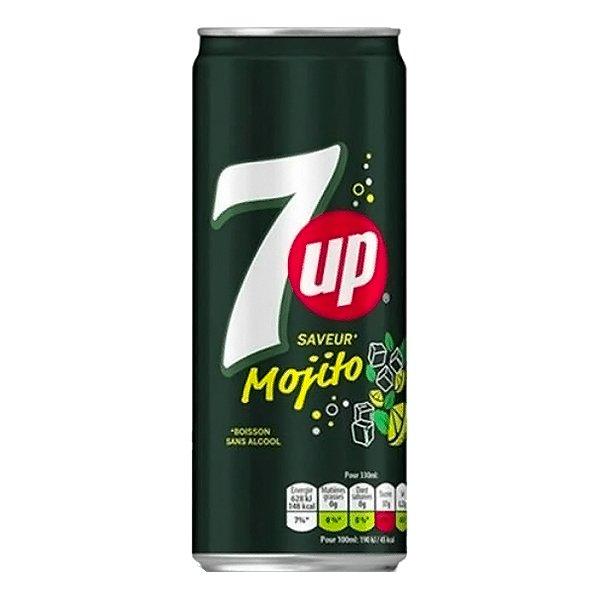 7-Up Mojito - 33 cl
