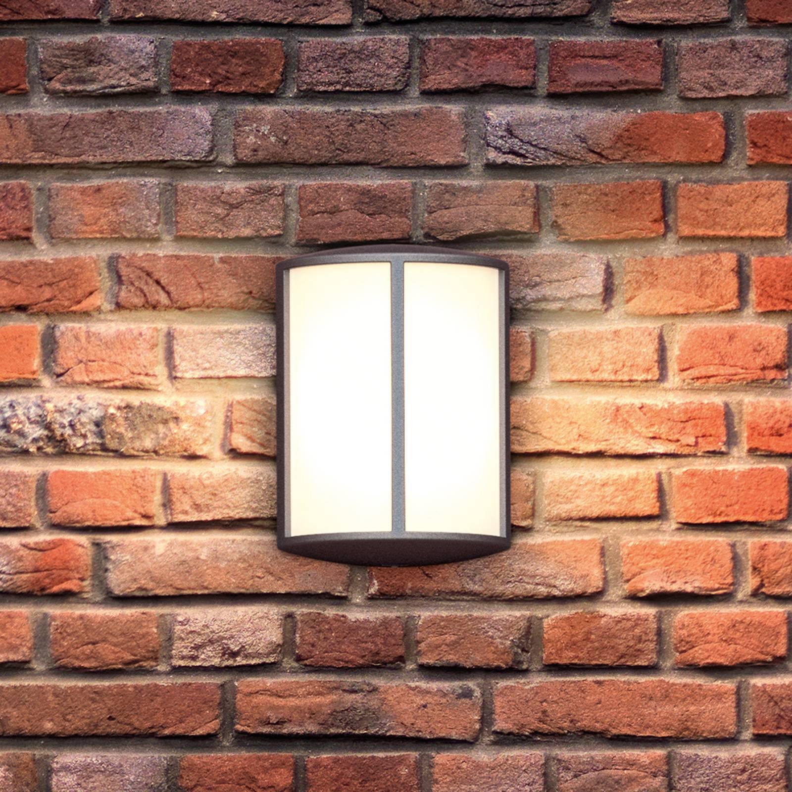 Tunnelmallinen Stock-LED-ulkoseinävalaisin