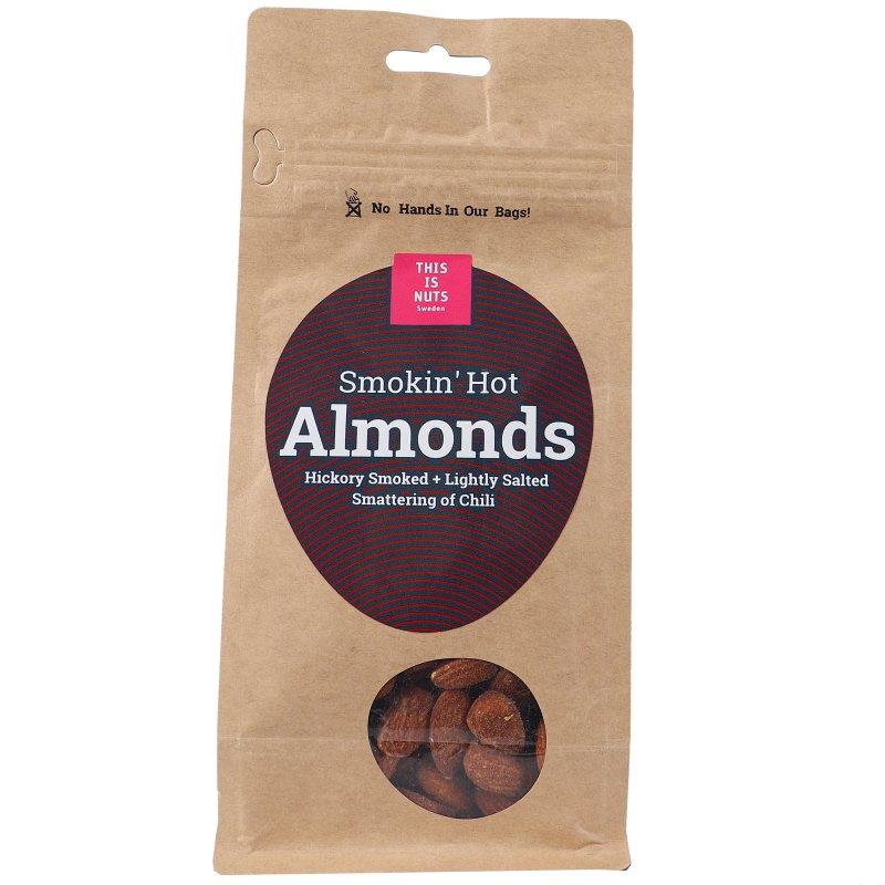 Mandlar Smokin' Hot Almonds - 31% rabatt