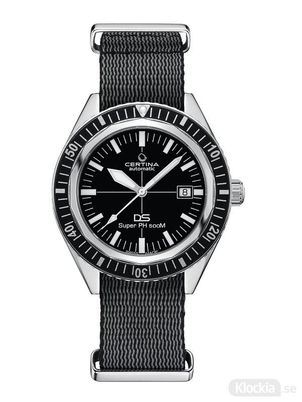 CERTINA DS Super PH500M Diver C037.407.18.050.00