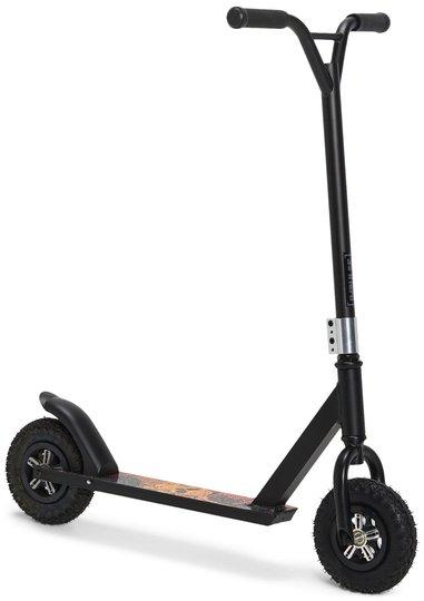 Impulse Dirt Bike Scooter, Svart