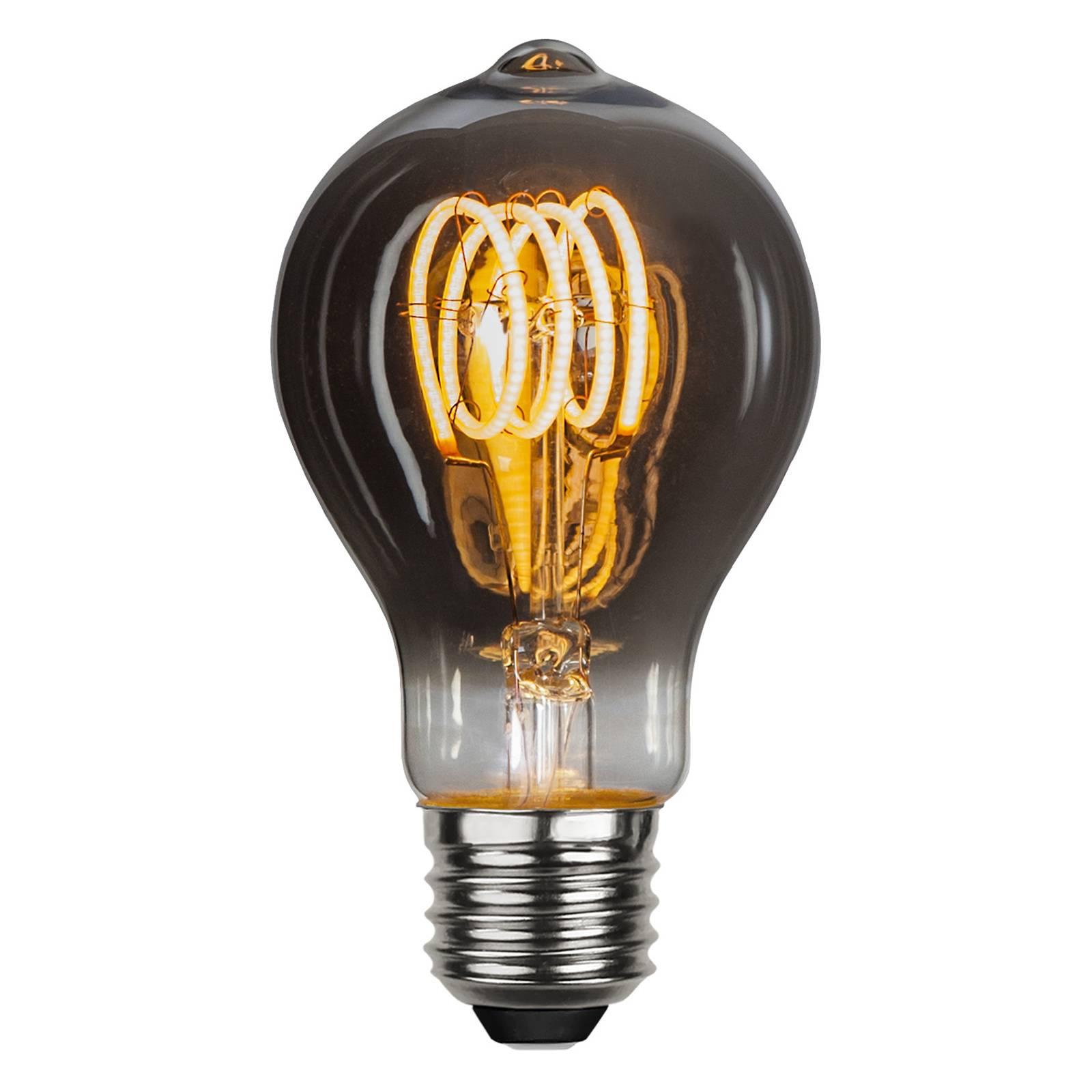 LED-lamppu E27 3,7 W 2°100 K Heavy Smoke Filament