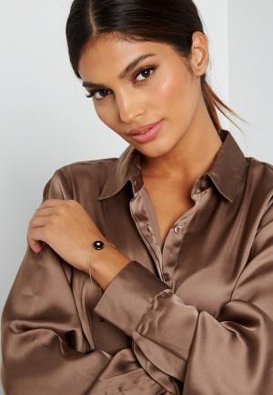 The Marc Jacobs The Medallion Bracelet 001 Black One size