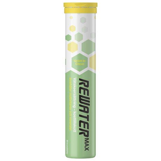 Vätskeersättning +Multivitamin Grönt Te - 42% rabatt