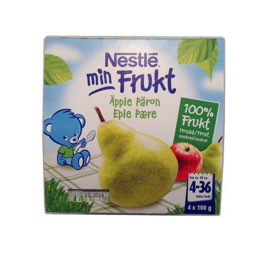 Min frukt äpple & päron - 40% rabatt