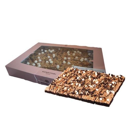 """Laatikollinen """"Rocky Road"""" Suklaakakkupalat 20 x 85g - 58% alennus"""