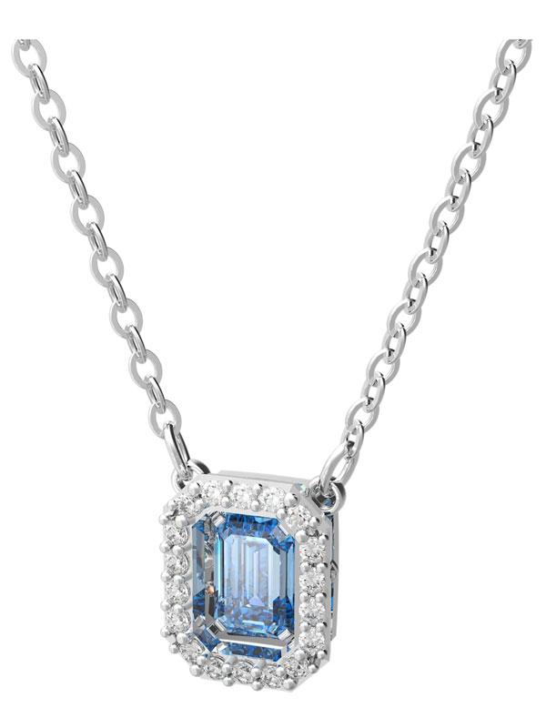 Swarovski Halsband Millenia - Silver/Blå 5614926
