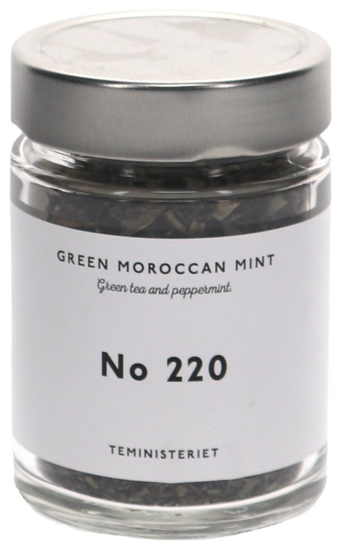 Te Morrocan Mint - 51% rabatt