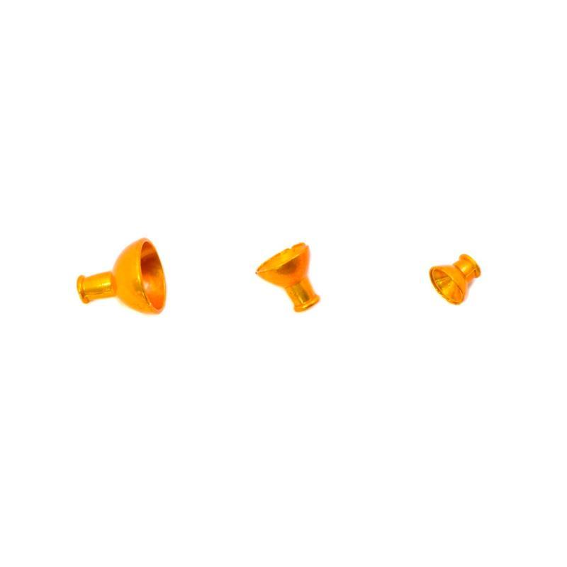 FITS Turbo Tubes Orange Met L Frödin Flies