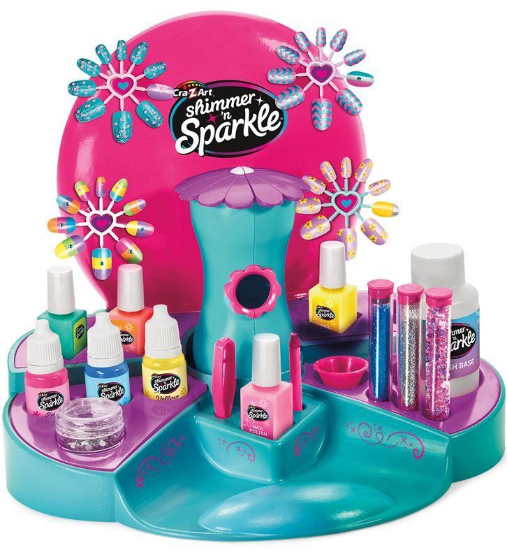 Shimmer 'n Sparkle - Ultimate Design Nail Art Studio (20-00216)