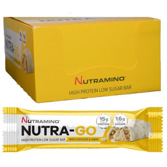 Proteinbars Vit Choklad & Citron 15-pack - 57% rabatt