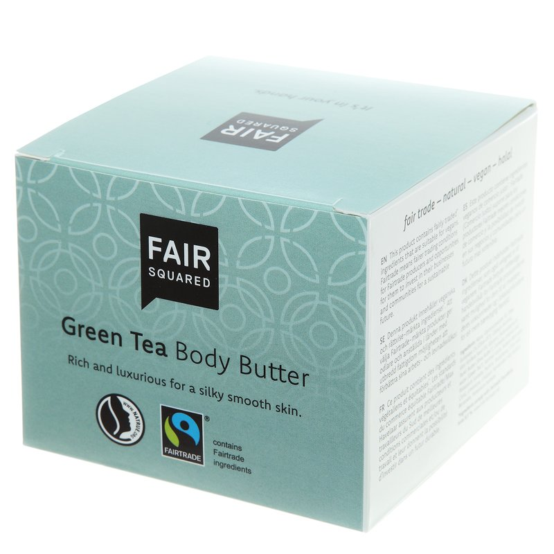 Body Butter Grönt Te - 25% rabatt