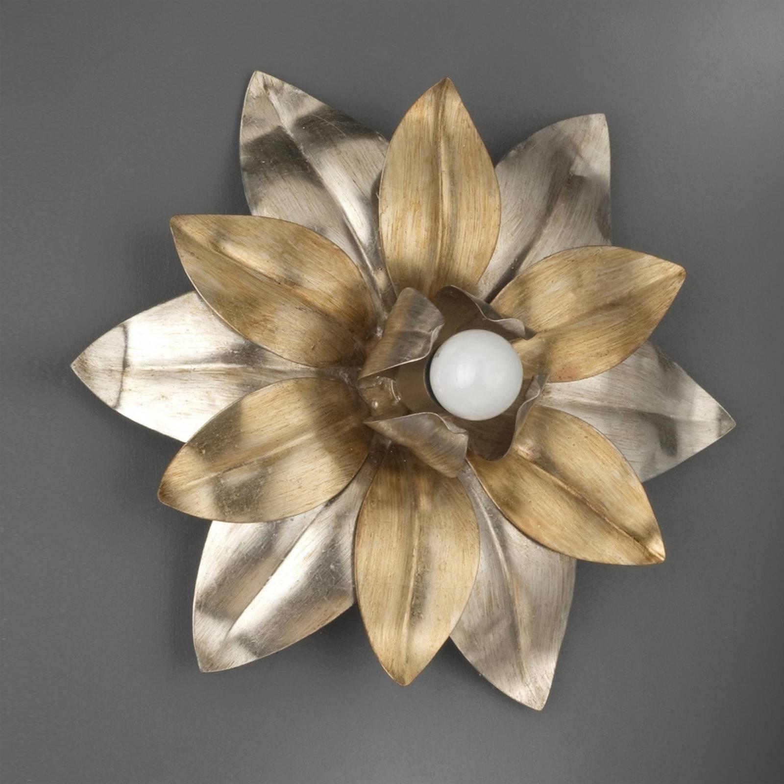 Seinävalaisin Marsala, kukkamuotoilu