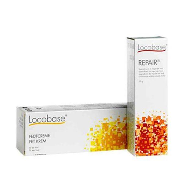 Locobase 3972 Repair Ihovoide 50 g, putkilo