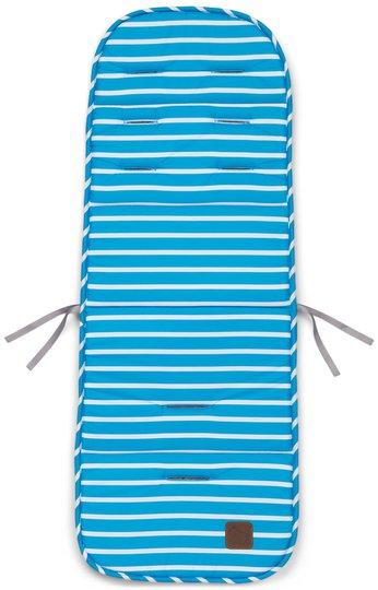 Nordbjørn Sittepute Striped, Blue