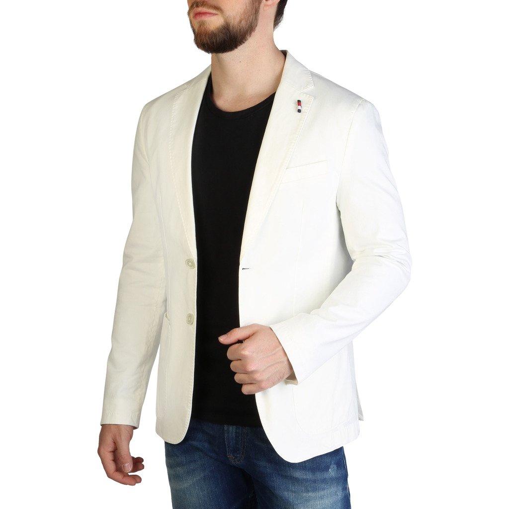 Tommy Hilfiger Men's Formal Jacket Blue TT0TT06967 - white 44