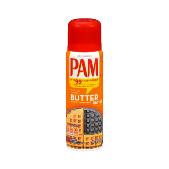 PAM Butter Cooking Spray, 141 g