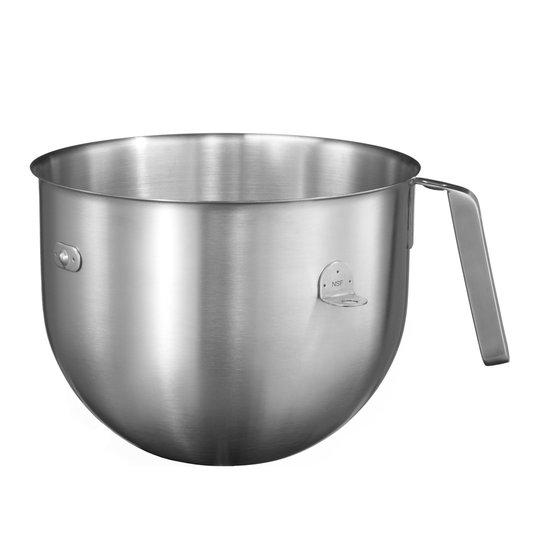 KitchenAid - Skål Rostfritt stål 6,9 L