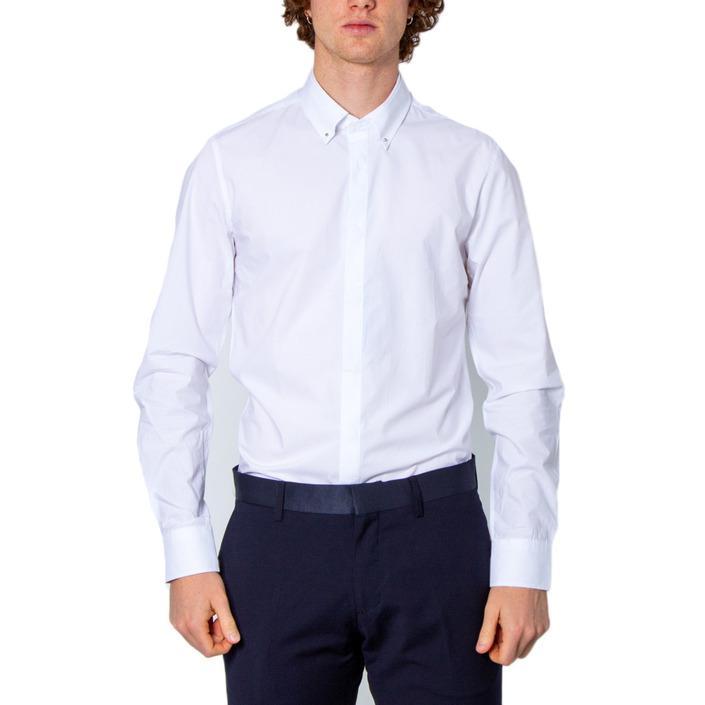 Antony Morato - Antony Morato Men Shirt - white 52