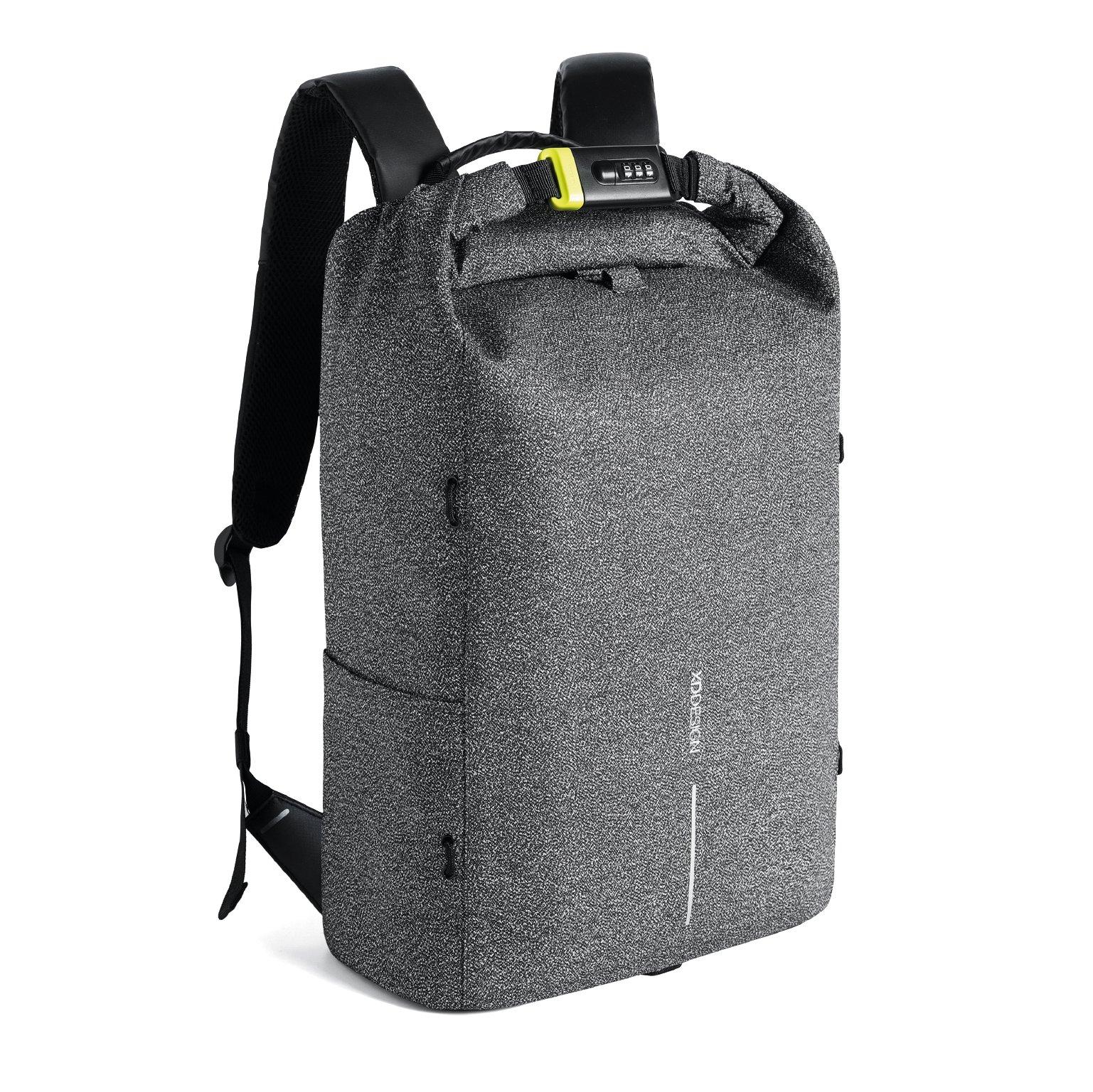 XD Design - Bobby Urban Anti-Theft-Backpack - Grey (P705.642)