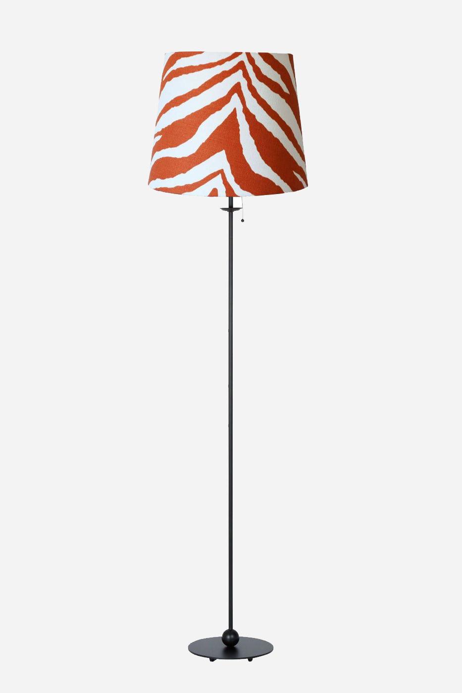 Golvlampa Uno 155 cm svart